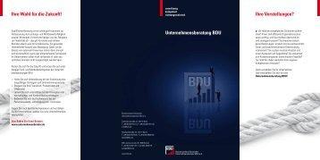 Unternehmensberatung BDU - Personalberatung Winfried Wagner