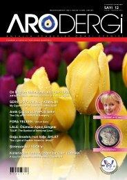 Sayı 12- Nisan / Haziran 2013 - Antalya Rehberler Odası