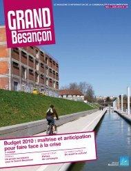 mai-juin 2010 - Besançon