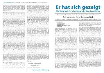 Ansprache als PDF - Gemeinschaft und Befreiung Österreich