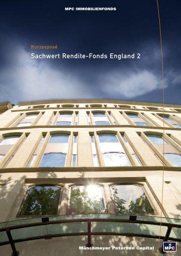 Sachwert Rendite-Fonds England 2 - Berg, Bernd