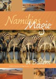 Fotoreise 02/2012 - Distant Horizons Travel, Namibia.