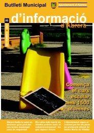 Setembre - Ajuntament d'Abrera