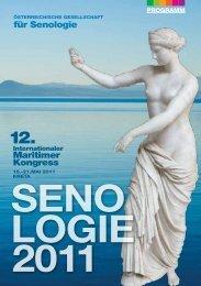 Hauptprogramm 2011.pdf - Österreichische Gesellschaft für Senologie