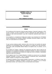 okale Agenda 21 Treptow-Köpenick Kurzfassung spanische Version