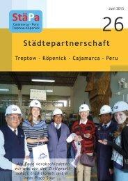 StäPa Broschüre Juni 2013_Nr.26 - Städtepartnerschaft Treptow ...
