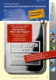 2. Finanztage Filderstadt - Finanzzentrum Filderstadt