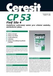 Ceresit CP 53 Asfaltový ochranný nátěr