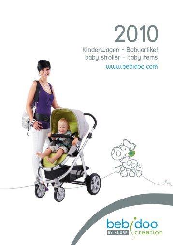 Kinderwagen - Babyartikel baby stroller - baby items www.bebidoo ...