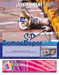 SomosDepor.com nº 8: ¡VICTORIA!