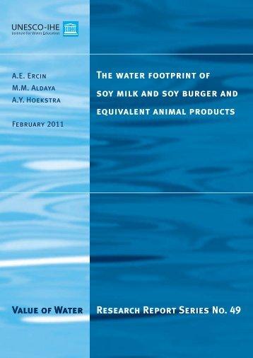 Report49-WaterFootprintSoy