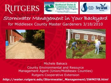 """What is stormwater or """"runoff""""? - Mgmcnj.org"""