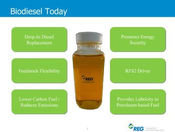 Biodiesel Today - Hawaii Energy Policy Forum