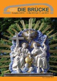 2. Mai 2012 bis 17. Juli 2012 - Kirchengemeinde-koelschhausen.de