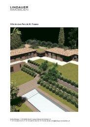 Villa im «Les Parc de St. Tropez» - Lindauer-Immobilien