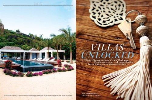 Villas unlocked - Peg's Blog