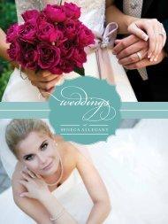 View Wedding Menu - Seneca Allegany Casino & Hotel