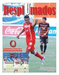 Suplemento Deportivo 13 de Abril de 2015