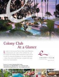 Fact sheet - Elegant Hotels