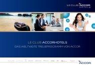 Le Club Accorhotels - futuremynd
