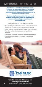 The Safest Way to Travel theWorld - Illume - Page 2