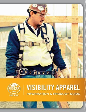 VISIBILITY APPAREL - VF Imagewear