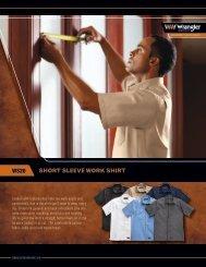 SHORT SLEEVE WORK SHIRT - VF Imagewear