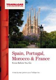 Spain, Portugal, Morocco & France - Global Journeys