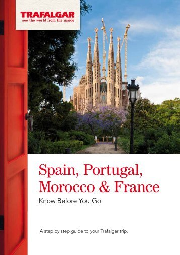 Spain, Portugal, Morocco & France - Global Journeys