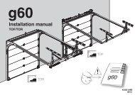 Montageplan Crawford g60 TOF/TOR