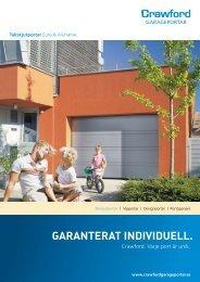 GARANTERAT INDIVIDUELL. - Crawford
