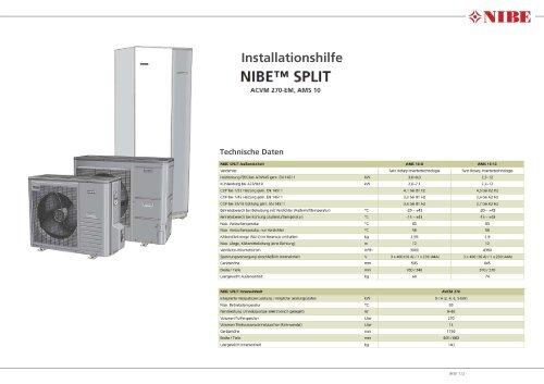 NIBE SPLIT-2