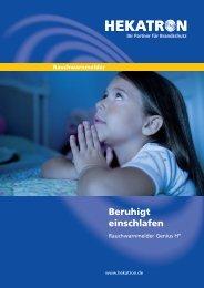 Genius H Broschüre - BFW Dieter Ritter GmbH