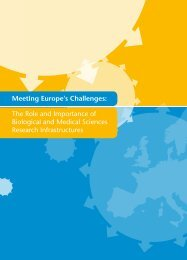BMS Research Infrastructures-- Strategy Paper ... - Euro-BioImaging