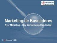 eprofessional - Marketing on Tour