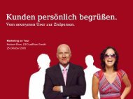 adRom – das Unternehmen - Marketing on Tour