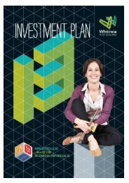 INVESTMENT PLAN 2013-2015 - Whitireia Community Polytechnic