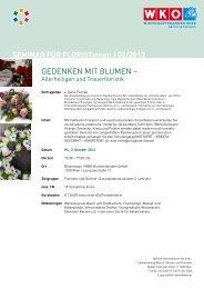 Details und Anmeldeformular - ihr-florist