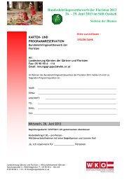 Bundeslehrlingswettbewerb der Floristen 2013 26. – 29 ... - ihr-florist