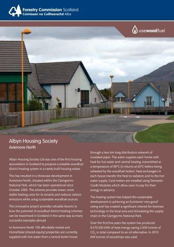 case study - Wood Energy Scotland