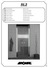 Montážní návod SL2 - Koupelny