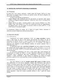 GNDCI Linea 1. Rapporto di sintesi sulla ... - idrologia@polito
