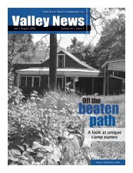 July-August - Valley Rural Electric Cooperative