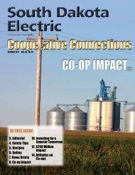 Cooperative - South Dakota Rural Electric Association