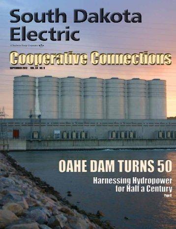 september 2012 VOL. 64 NO. 9 - South Dakota Rural Electric ...