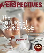 Future of Brokerage - Nailba