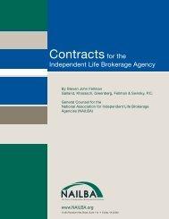 Contractsfor the - NAILBA