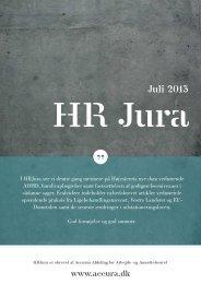 Åbn HRJura som pdf