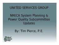 NRECA Planning Committee Reports - usgweb.com