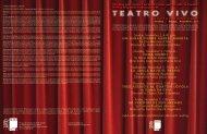 Festival Teatro Vivo @ King Juan Carlos Center, NYC - Laia Cabrera
